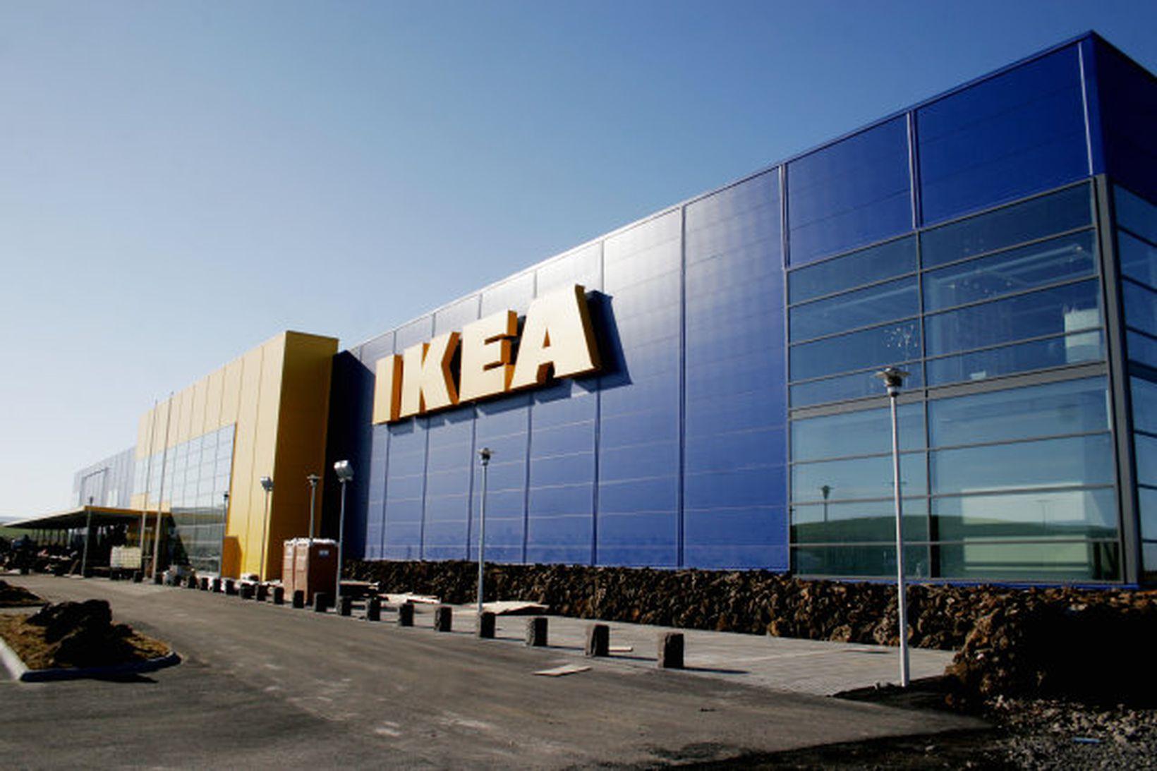 IKEA á Íslandi kallar eftir samstöðu um lækkun vöruverðs í …