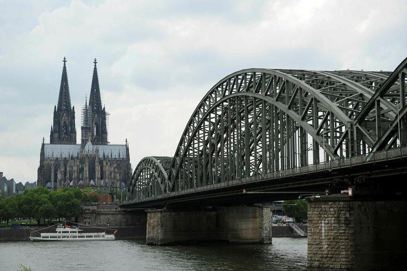 Dómkirkjan í Köln