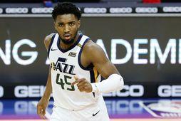 Donovan Mitchell, leikmaður Utah Jazz.