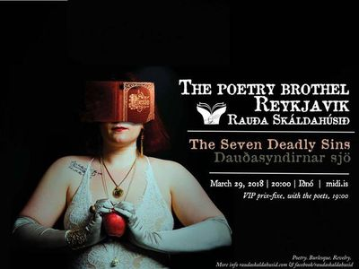 Reykjavik Poetry Brothel: The Seven Deadly Sins