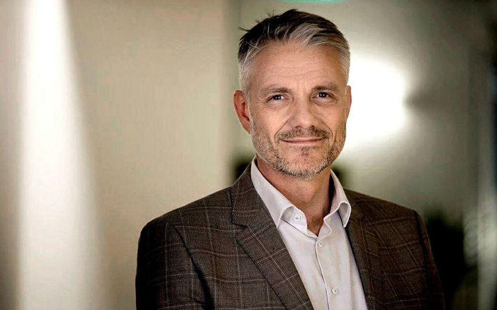Aðalsteinn Leifsson framkvæmdastjóri hjá EFTA.