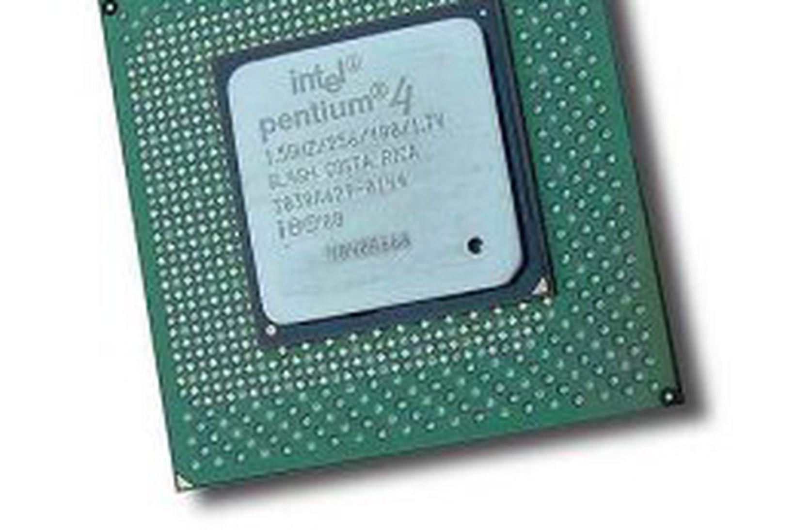 Örgjörvi frá Intel
