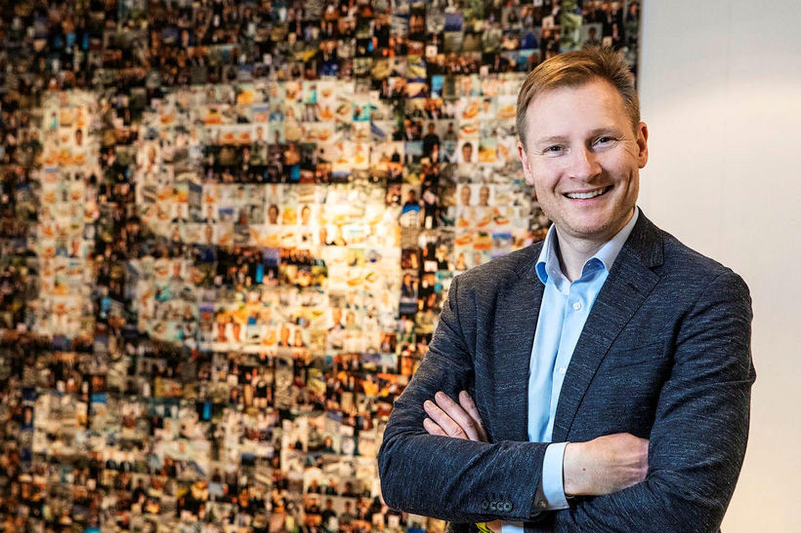 Bjarni Ármannsson, forstjóri ISI, segir kaupin styrkja stöðu fyrirtækisins í …