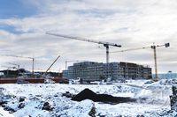 Hlíðarendi - Uppbygging - Framkvæmdir - Nýbyggingar