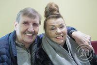 Raggi Bjarna og frú Helle