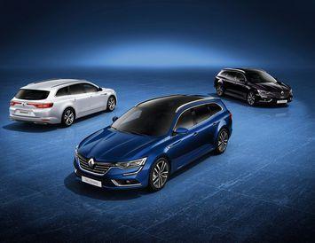 Renault Talisman er bíll ársins í ár.