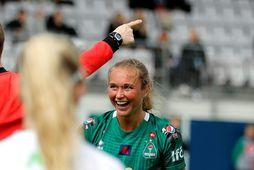 Alexandra Jóhannsdóttir er að ganga til liðs við Eintracht Frankfurt í Þýskalandi.