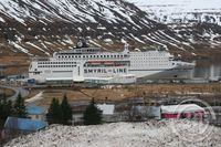 Norræna Seyðisfjörður