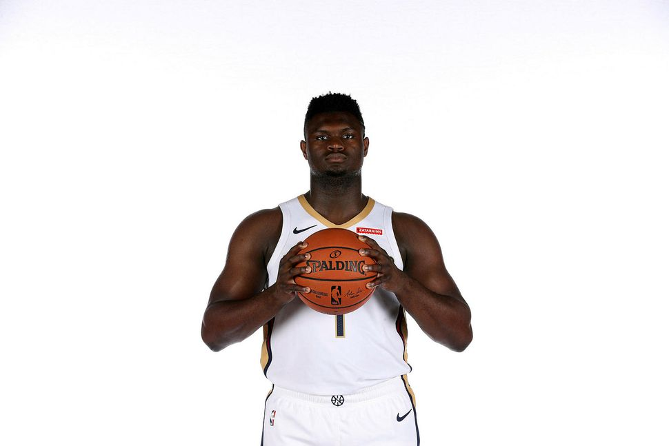Zion Williamson.