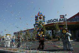 Frá opnun Legoland-hótels í New York í ágúst.