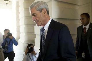 Mueller var skipaður sérstakur saksóknari FBI vegna aðkomu Rússa að forsetakosningum 2016.