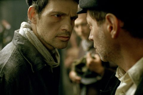 This year's Oscar Winner for best Foreign Language film, Son of Saul by director Laszlo Nemes.