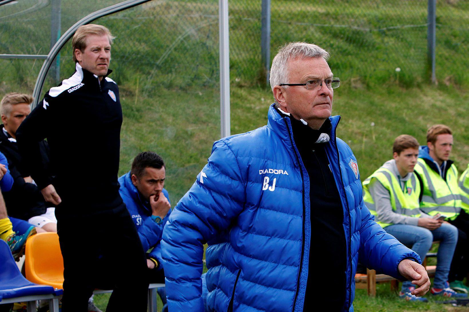 Bjarni Jóhannsson stjórnar liði Vestra.