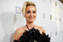 Katy Perry finnst naflinn sinn ógeðslegur.