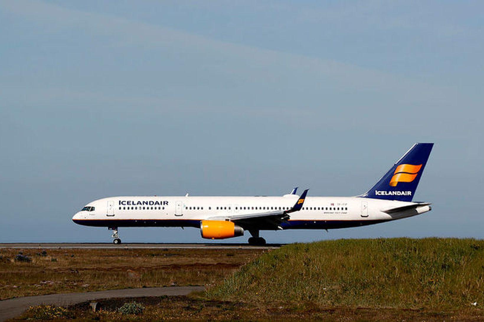 Icelandair Group hefur frestað söluferli Iceland Travel.