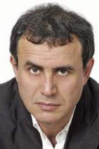 Doktor Dómsdagur eða Nouriel Roubini