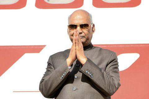 Ram Nath Kovind, president of India.