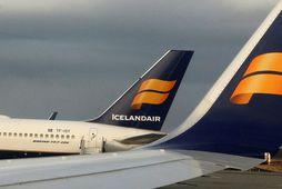 Ferðabann ESB og þáttaka Íslands í því hefur óveruleg áhrif á rekstur Icelandair.