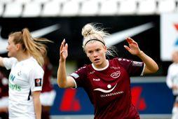 Barbára Sól Gísladóttir, leikmaður Selfoss.