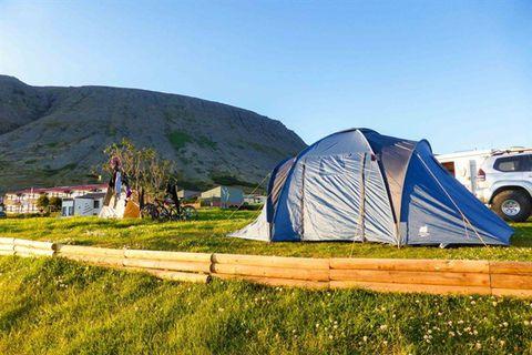 Patreksfjörður Camping Ground