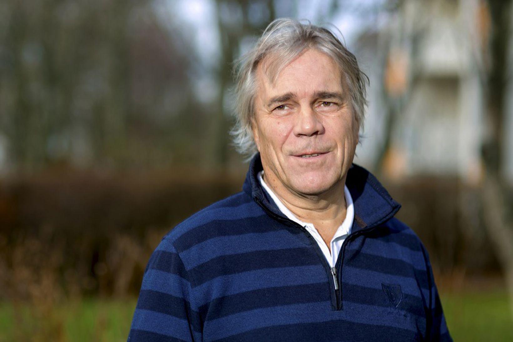Einar Kárason.