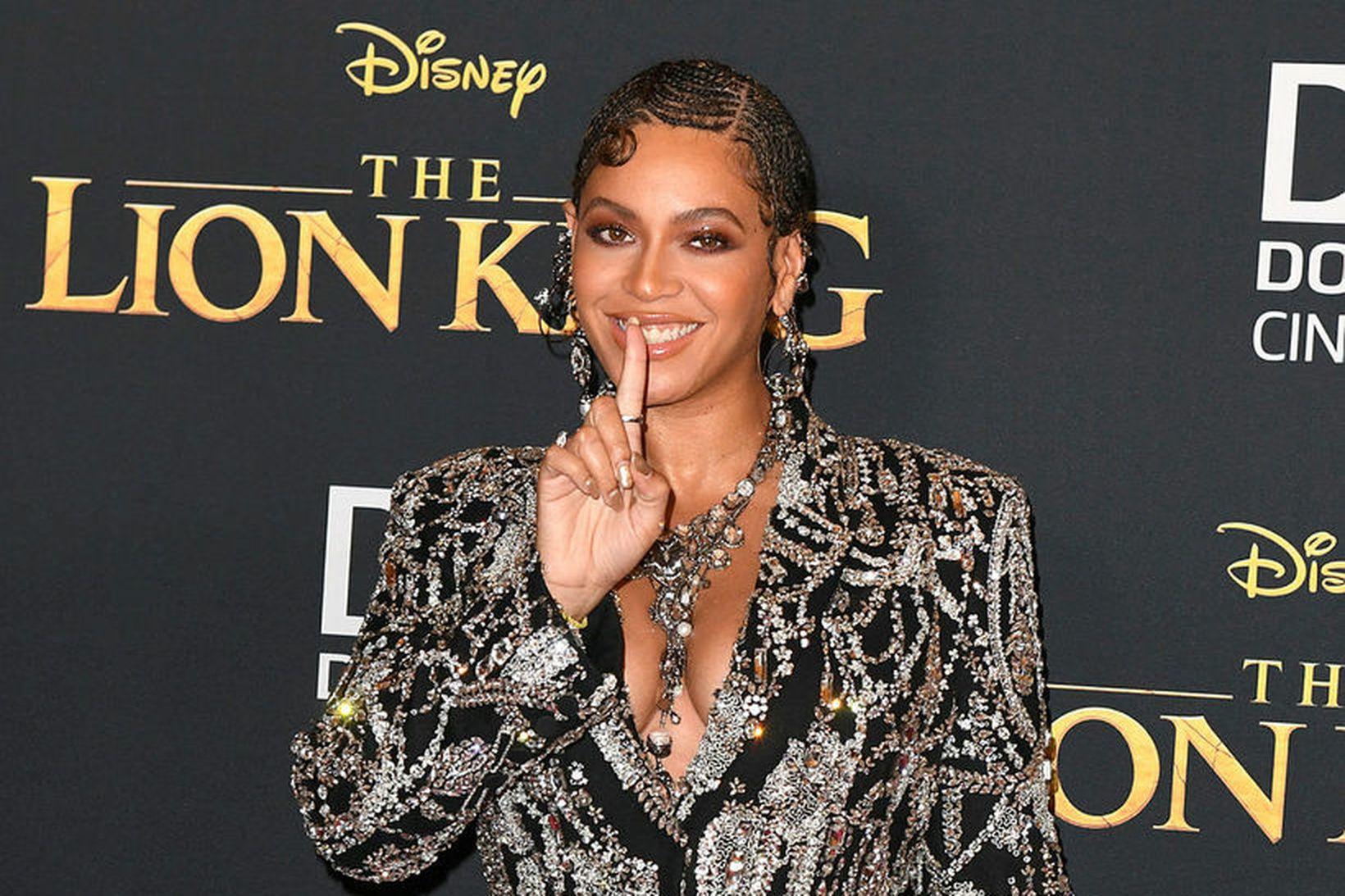 Beyoncé hefur ekki tjáð sig um meinta kynferðislega misnotkun sem …