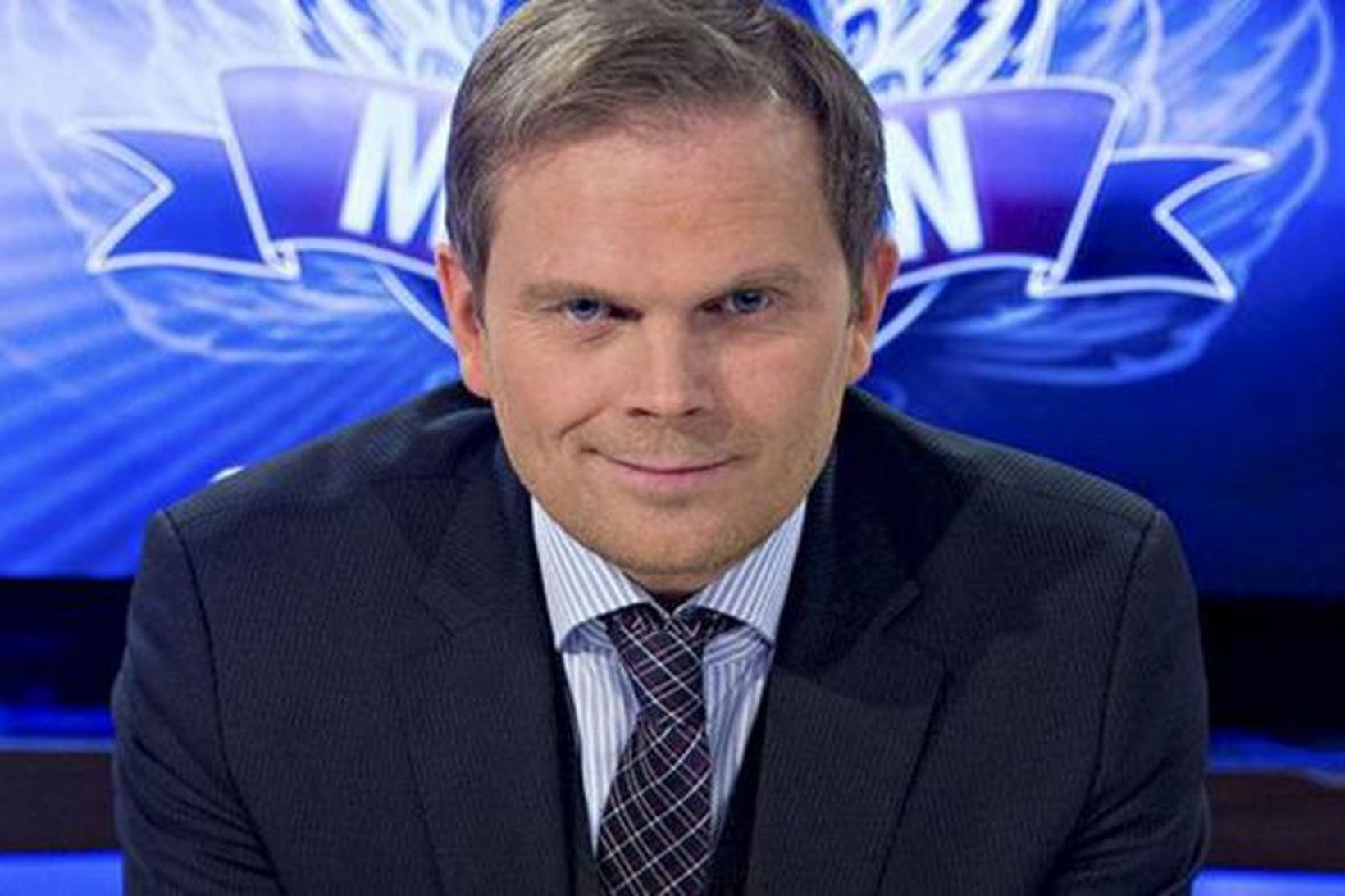 Guðmundur Benediktsson er að opna sportbar í miðbænum.