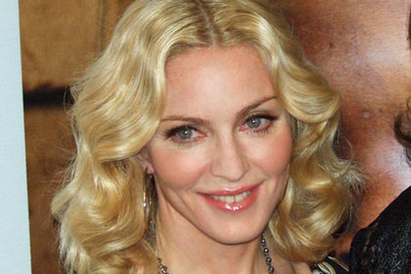Madonna er á því að símar hafi neikvæð áhrif á …