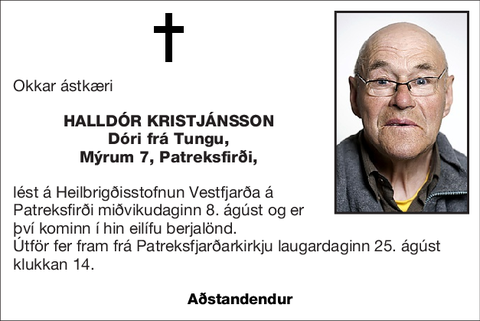 Halldór Kristjánsson