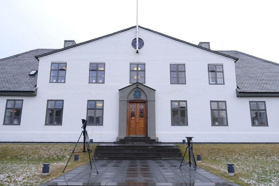 Ríkisstjórn Íslands ákvað að taka á móti 85 flóttamönnum.