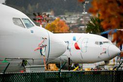 Allar flugvélar af gerðinni Boeing 737 Max voru kyrrsettar í kjölfar tveggja mannskæðra flugslysa. Nú …