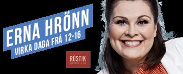 Erna Hrönn