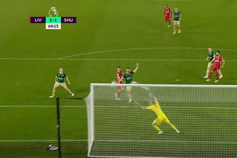 Mörkin: Liverpool sneri taflinu við