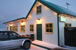 Litla kaffistofan á Suðurlandsvegi.