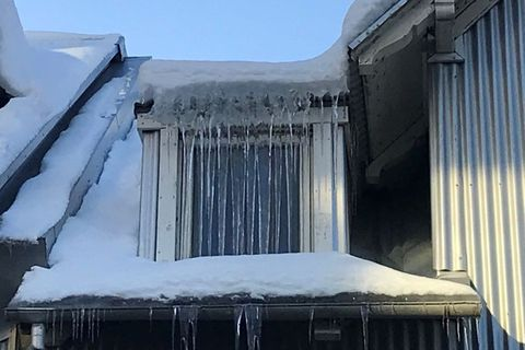Icicles are the main theme on Reykjavik Icicles, a new Instagram and Facebook page dedicated to icicles in Reykjavik.