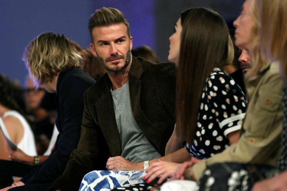 David Beckham hyggst opna The Londoner í Macao í Kína ...