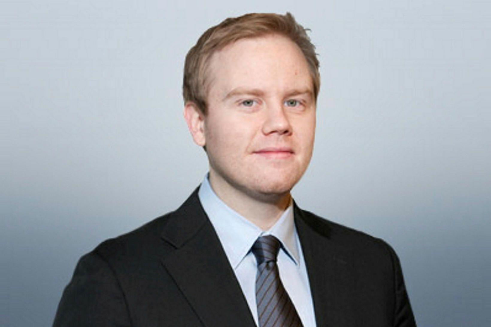 Birgir Brynjólfsson, meðeigandi Antarctica bankans í Miami, segir kosti geta …