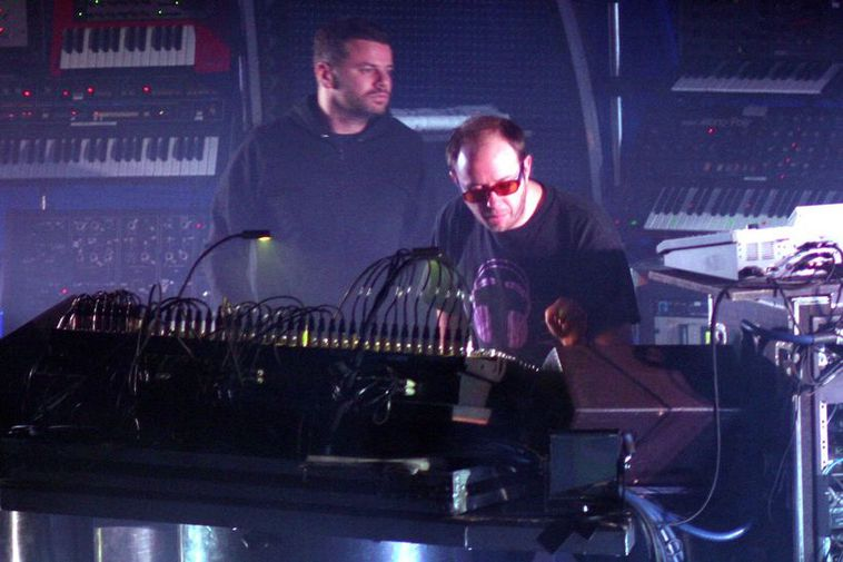 The Chemical Brothers are going to Reykjavik.