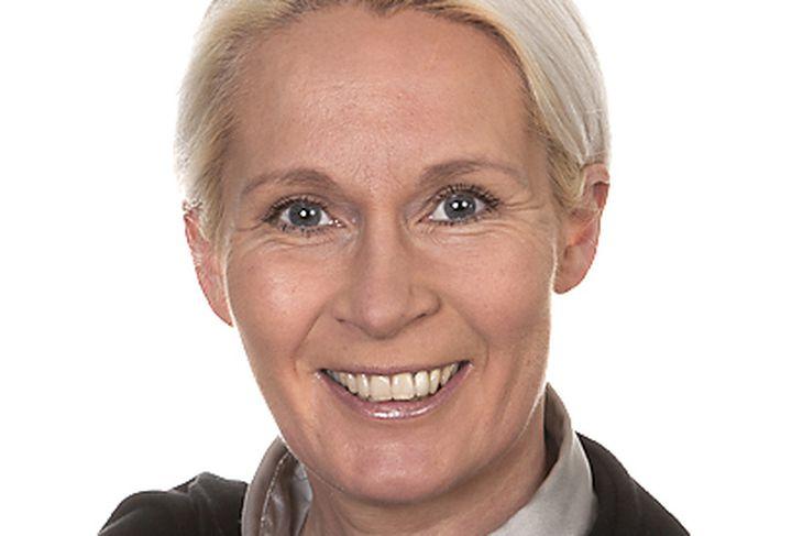 Kristín Völundardóttir, forstjóri Útlendingastofnunar.