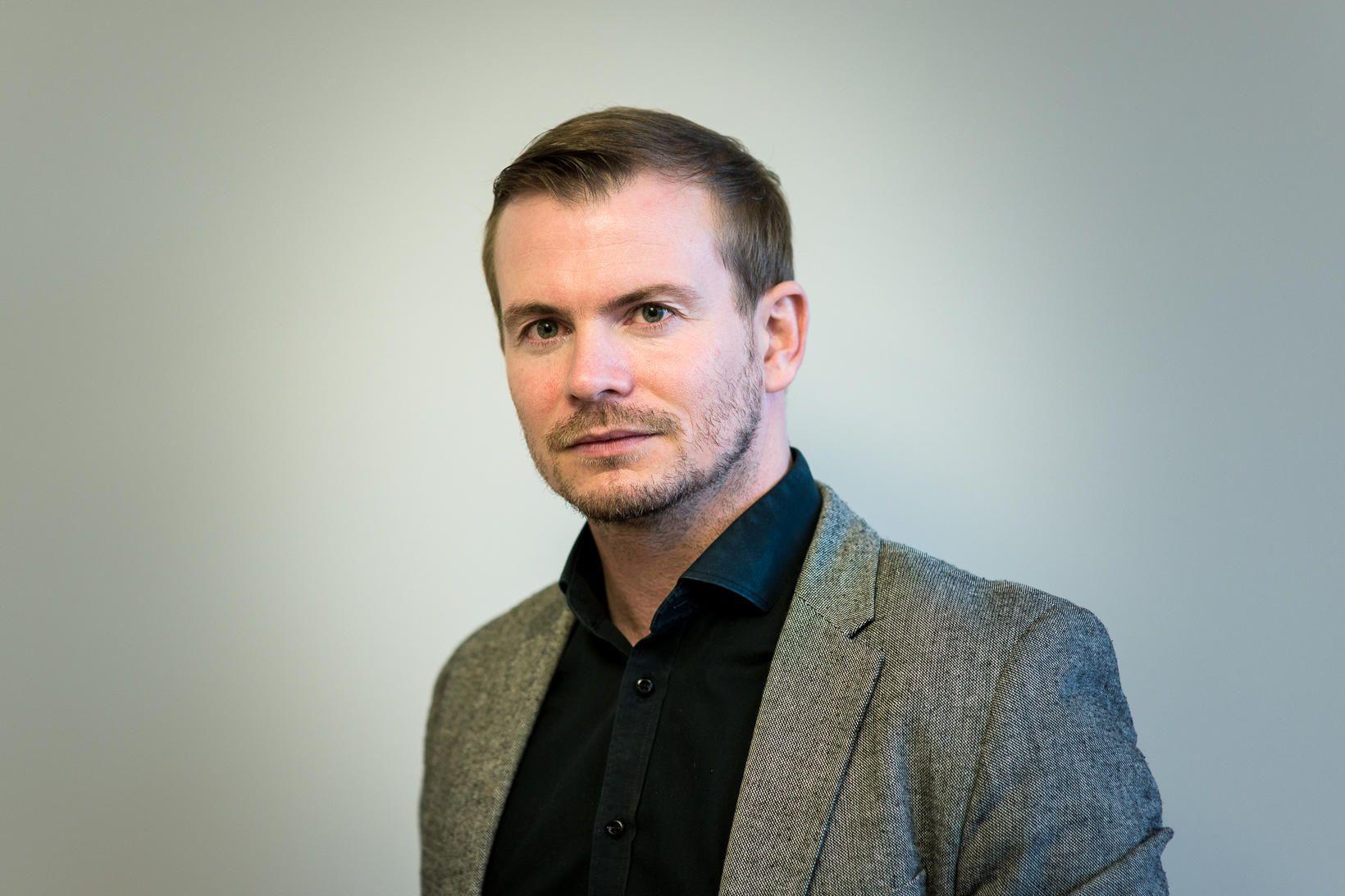 Garðar Stefánsson.
