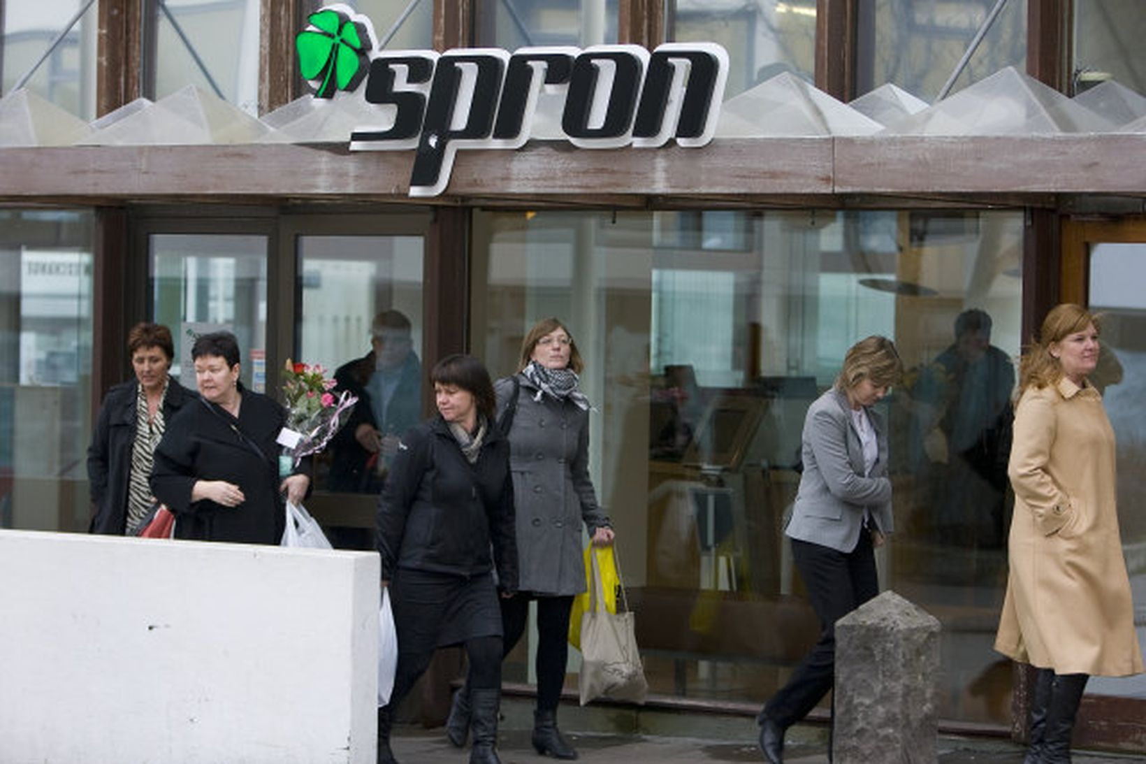 MP banki hefur keypt SPRON.