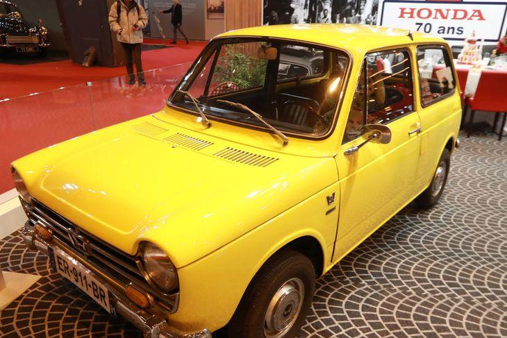 Honda N360 Hondamatic frá 1969