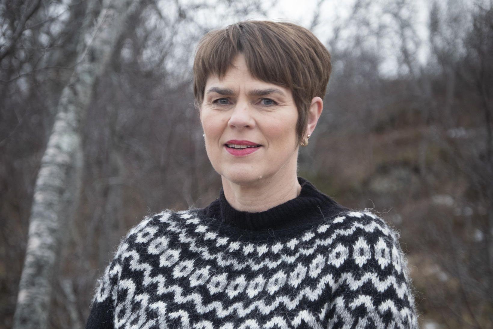 Líneik Anna Sævarsdóttir.
