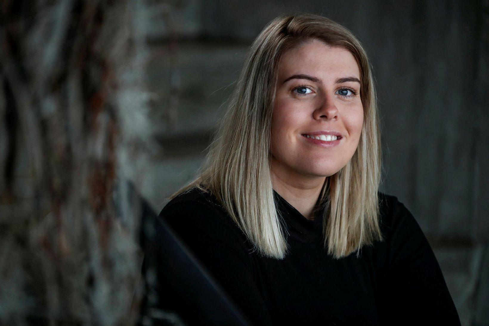 Inga Fanney Rúnarsdóttir og Sigurður Svansson fóru í smásjárfrjóvgun.
