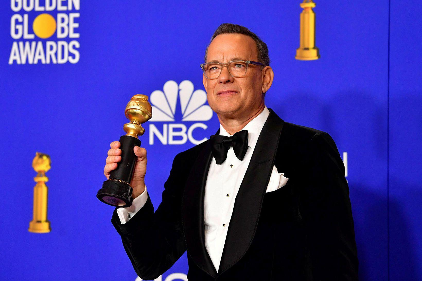 Leikarinn Tom Hanks.