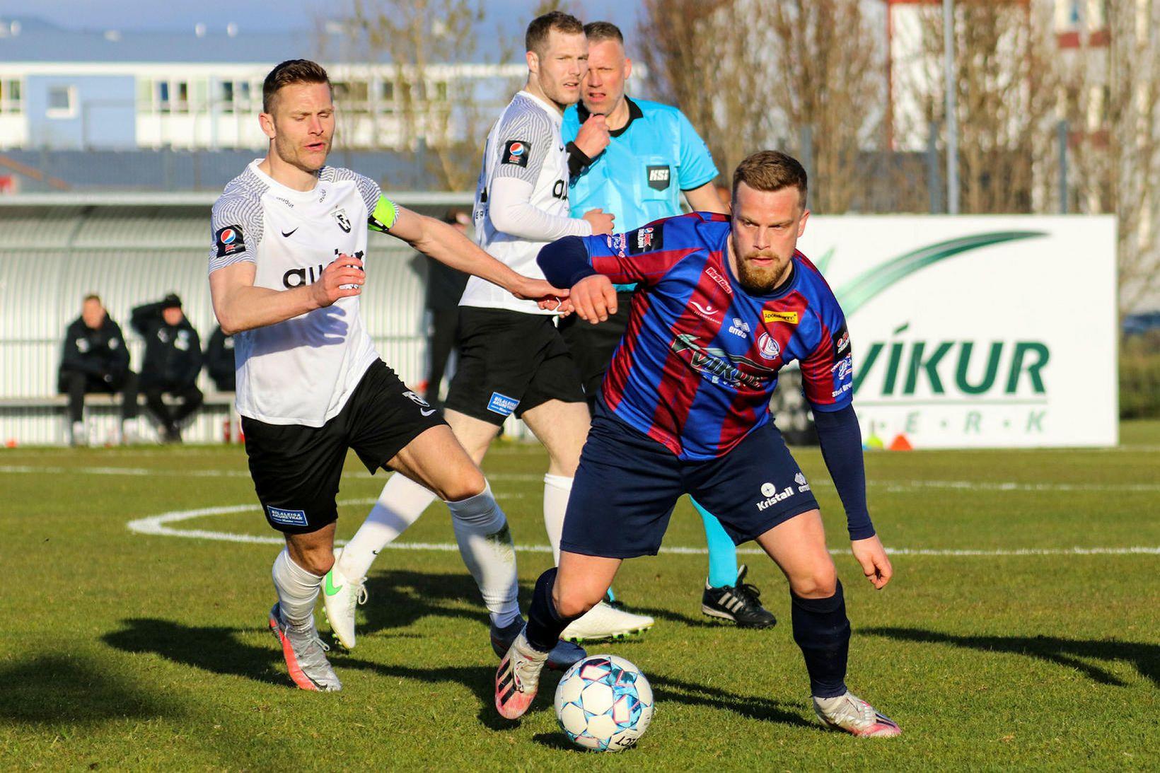 Matthías Vilhjálmsson gæti leikið gegn gömlu félögunum í Rosenborg.