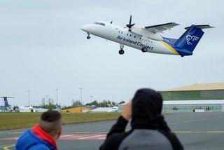 Áformað er að byggja Reykjavíkurflugvöll upp á næstu árum. Það er liður í að auka ...