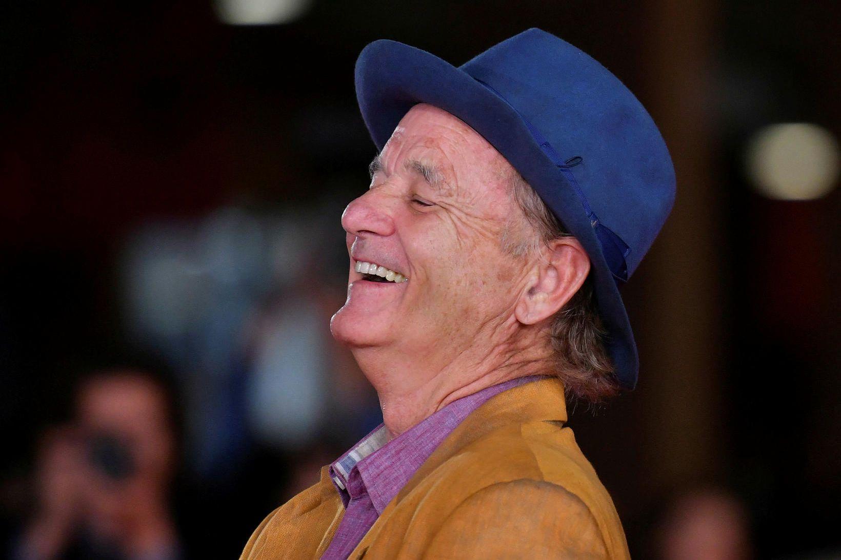 Bill Murray sótti um starf fyrir nokkrum árum á veitingastað …