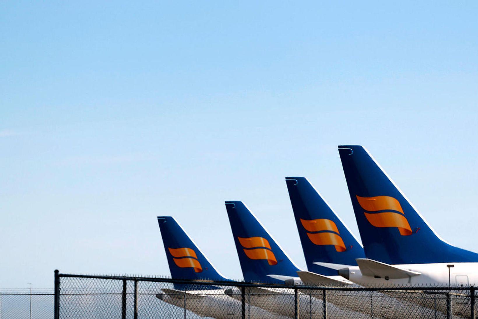 Flugvirkjar hafa samþykkt samning við Icelandair.