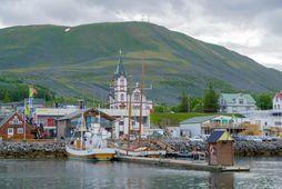 Íbúar á Norðausturlandi hafa hvað mestan áhuga á Húsavík.